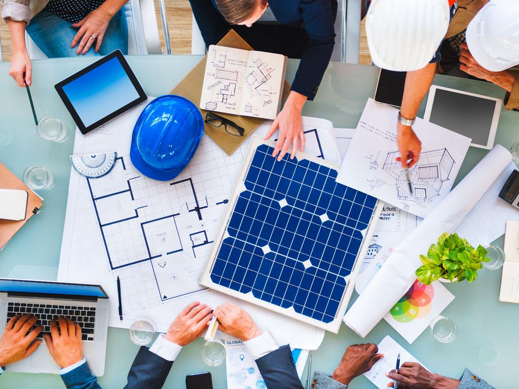 unlimited energy GmbH - Errichtung und Betrieb von Solaranlagen
