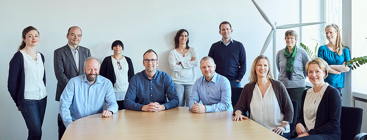 unlimited energy GmbH - Unser Team